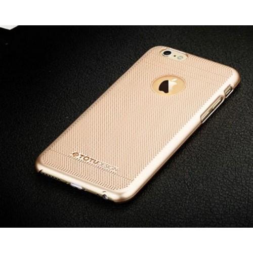 Пластиковый чехол с олеофобным покрытием серия Dotted для Iphone 6 Plus