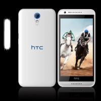 Силиконовой матовый транспарентный чехол для HTC Desire 620