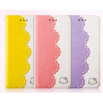 Чехол флип-подставка серия HelloKitty для Iphone 6 plus
