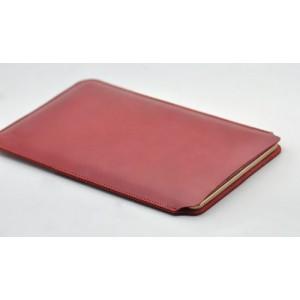 Кожаный мешок для Asus Zenfone 2 Красный