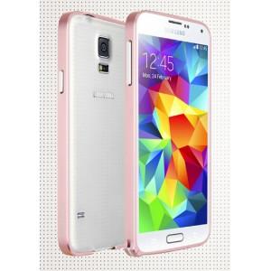 Металлический бампер для Samsung Galaxy S5