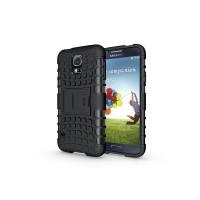 Силиконовый чехол экстрим защита для Samsung Galaxy S5 Mini Черный