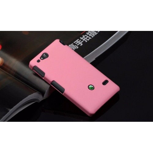 Чехол пластиковый для Sony Xperia go