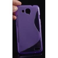 Силиконовый S чехол для MTS 978 Фиолетовый