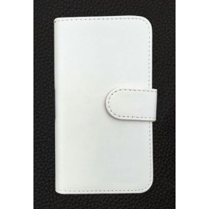 Чехол портмоне подставка на клеевой основе с магнитной застежкой для Wileyfox Swift