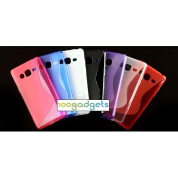 Силиконовый S чехол для Samsung Z3
