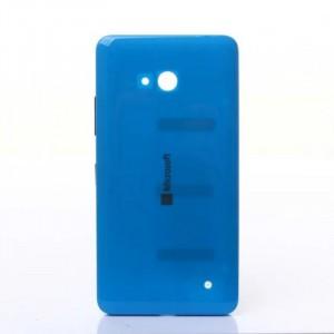 Оригинальная встраиваемая пластиковая сменная крышка для Microsoft Lumia 640 Синий