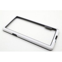 Бампер двухцветный для Samsung Galaxy S5 Белый