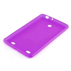 Силиконовый чехол X для LG G Pad 7.0 Фиолетовый