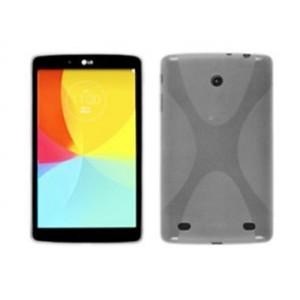 Силиконовый чехол X для LG G Pad 7.0 Серый