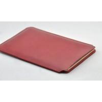 Тонкий кожаный мешок для планшета Sony Xperia Z2 Tablet Красный