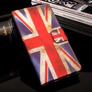 Чехол горизонтальная книжка подставка на силиконовой основе с отсеком для карт и полноповерхностным принтом на магнитной защелке для Samsung Galaxy A3 (2017)