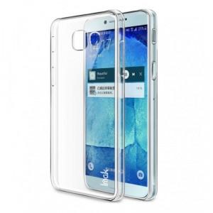 Пластиковый транспарентный чехол для Samsung Galaxy A5 (2017)
