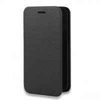 Чехол горизонтальная книжка для Alcatel One Touch Pixi 4 (4) Черный