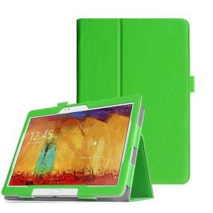Чехол подставка серия Full Cover для Samsung Galaxy Note 10.1 2014 Edition Зеленый