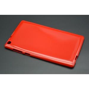 Силиконовый чехол для ASUS ZenPad C 7.0 Красный