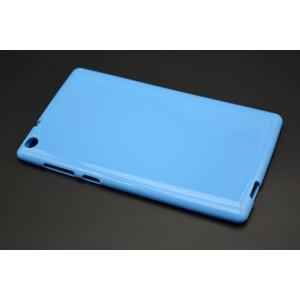 Силиконовый чехол для ASUS ZenPad C 7.0 Голубой