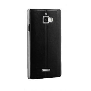 Чехол подставка водоотталкивающая для Huawei MediaPad X1 Черный