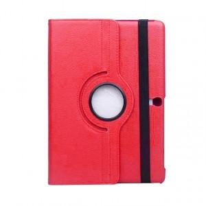 Чехол подставка роторный для Samsung Galaxy Note Pro 12.2 Красный