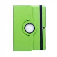 Чехол подставка роторный для Samsung Galaxy Note Pro 12.2 Зеленый