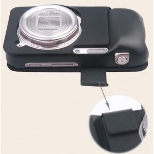 Чехол флип с отделением для карт и магнитной застежкой Samsung Galaxy S4 Zoom
