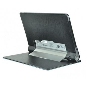 Чехол подставка с защитной крышкой для Lenovo Yoga Tablet 8 Черный