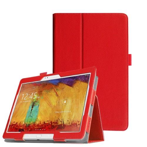 Чехол подставка с внутренними отсеками серия Full Cover для LG G Pad 8.3 Красный