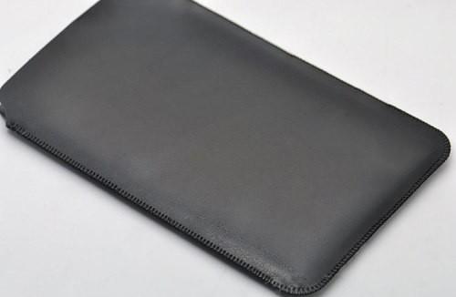 Кожаный чехол мешок для Sony Vaio Tap 11 Красный