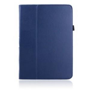 Чехол подставка с рамочной защитой для Samsung Galaxy Tab Pro 10.1 Синий