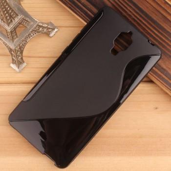 Силиконовый S чехол для Xiaomi Mi4