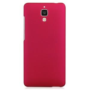 Пластиковый матовый чехол для Xiaomi Mi4 Пурпурный