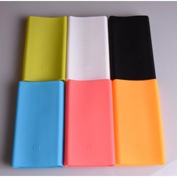 Силиконовый противоударный чехол для портативного зарядного устройства Xiaomi 20000 mAh