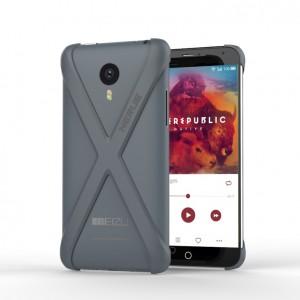 Чехол тонкий защитный каркас X для Meizu MX4
