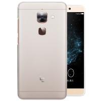 Силиконовый матовый полупрозрачный чехол для LeEco Le 2 Белый