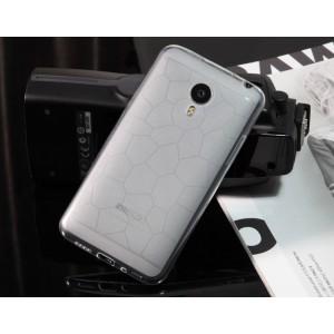 Силиконовый чехол серия соты для Meizu MX4