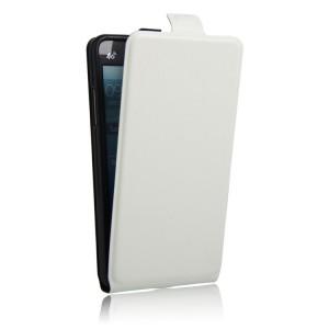 Чехол вертикальная книжка на силиконовой основе с отсеком для карт на магнитной защелке для Samsung Galaxy Grand Prime