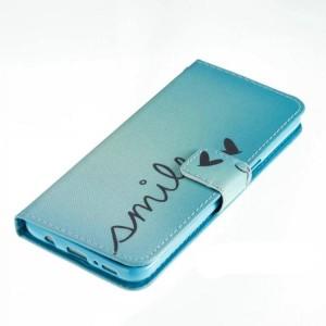 Чехол портмоне подставка на силиконовой основе с отсеком для карт, полноповерхностным принтом и тканевым покрытием на магнитной защелке для Samsung Galaxy S8