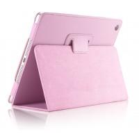 Чехол подставка с рамочной защитой серия Full Cover для Ipad Air 2 Розовый