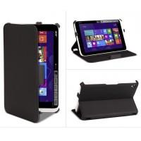 Чехол подставка текстурный для планшета Acer Iconia W3