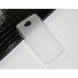 Силиконовый чехол для LG L90 Белый