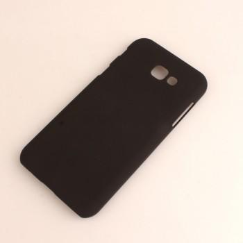Пластиковый матовый непрозрачный чехол для Samsung Galaxy A7 (2016)