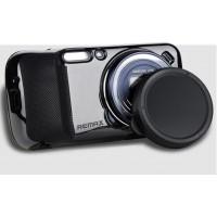 Силиконовый чехол Full Photo Cover для Samsung Galaxy S4 Zoom Черный