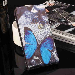 Чехол вертикальная книжка на силиконовой основе с полноповерхностным принтом на магнитной защелке для Xiaomi RedMi 4X