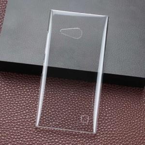 Пластиковый транспарентный чехол для Nokia Lumia 730/735