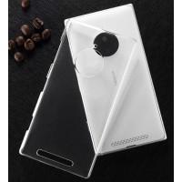 Пластиковый транспарентный чехол для Nokia Lumia 830