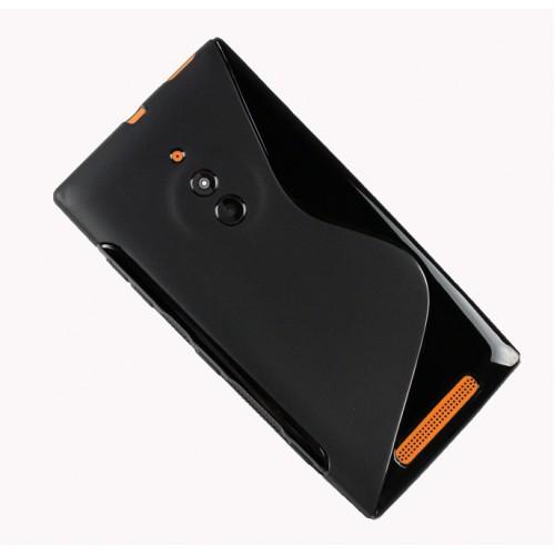 Силиконовый S чехол для Nokia Lumia 830