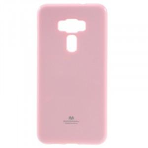 Силиконовый глянцевый непрозрачный чехол для Asus ZenFone 3 5.5
