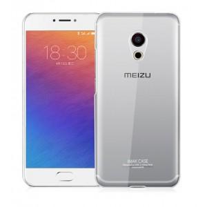 Пластиковый транспарентный чехол для Meizu Pro 5