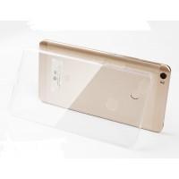 Силиконовый транспарентный чехол для Xiaomi Mi Max