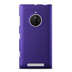 Пластиковый чехол серия Newlook для Nokia Lumia 830 Фиолетовый